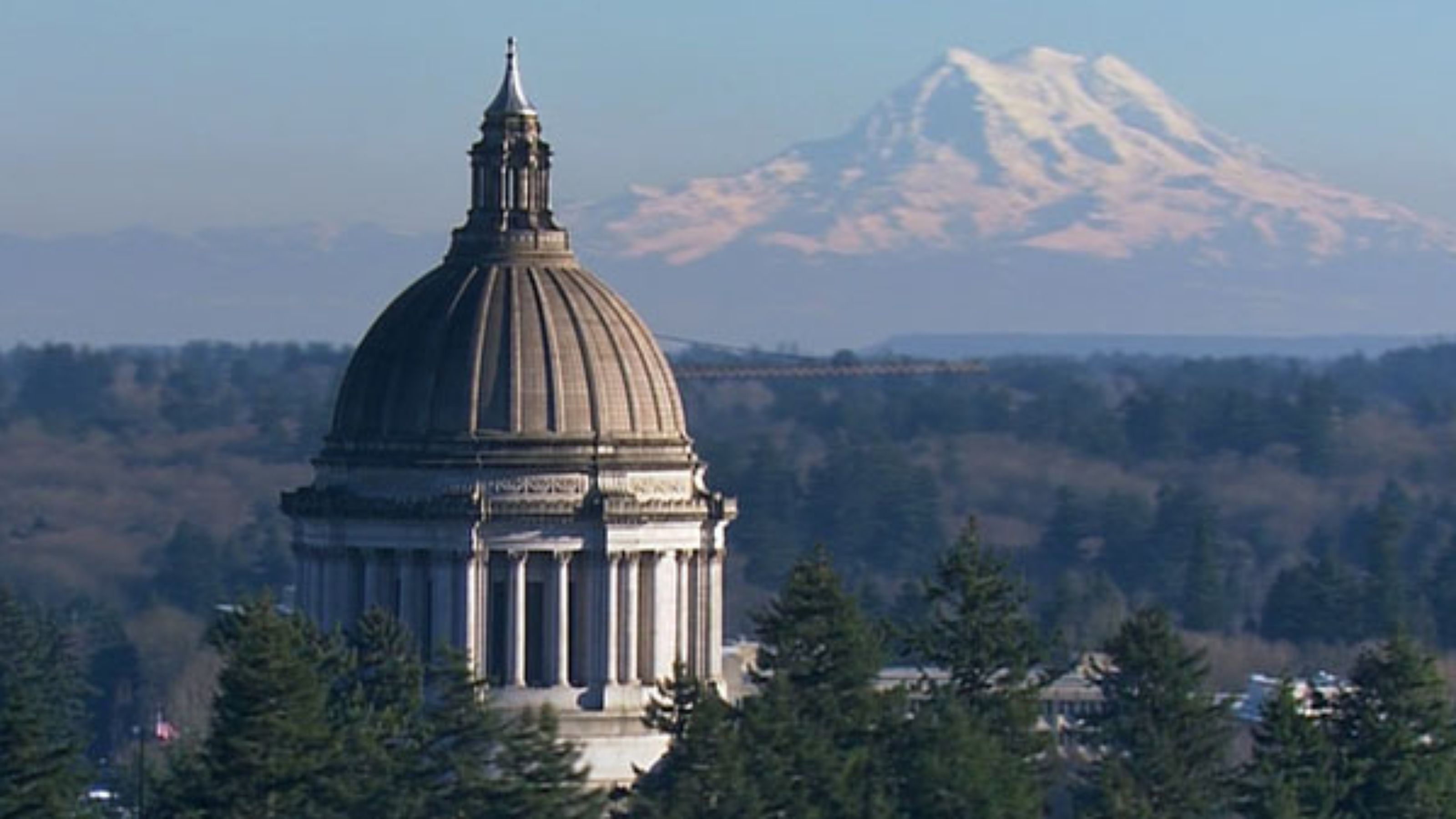 Another standoff threatens another budget in Washington state |Washington State Capitol