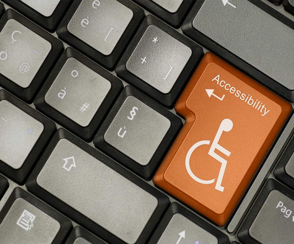 Online-accessibility