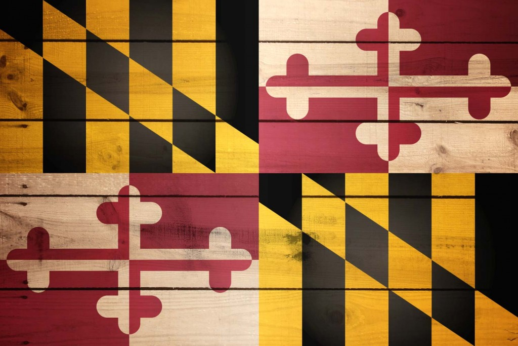 Maryland-Flag-US-State-Wood-XL