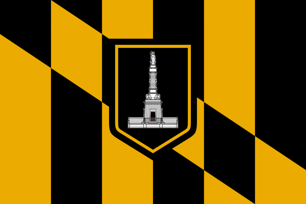 Baltimore.Flag