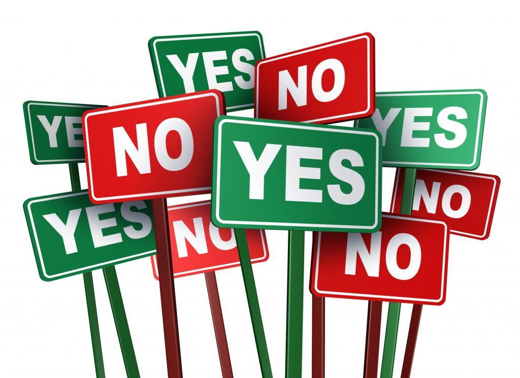 yes-no-signs