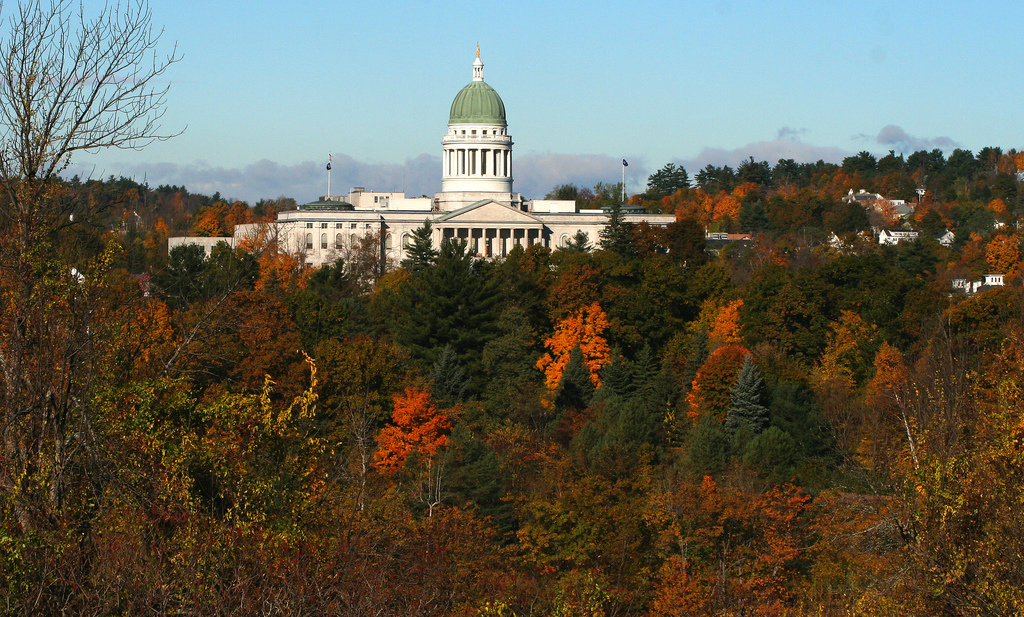 Maine Legislature Still Struggling With Ranked Choice Voting