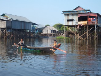 Women fishers voice concerns about the Tonle Sap in Cambodia. Mekong Commons.
