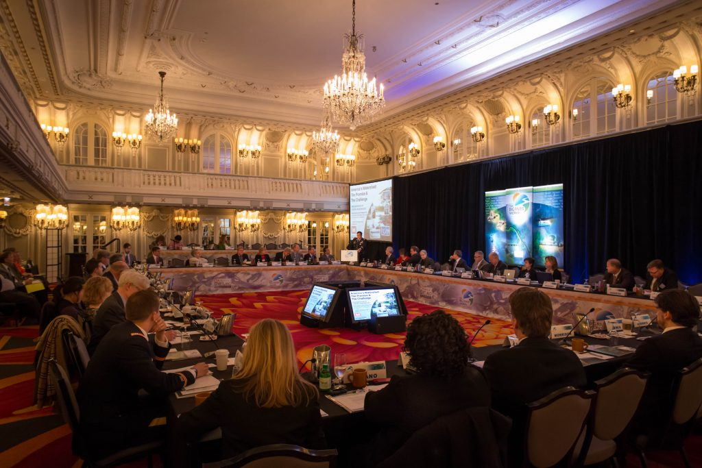 America's WETLAND Meeting in Chicago. Courtesy America's WETLAND Foundation.