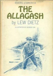 Cover of 'The Allagash' by Lew Dietz.