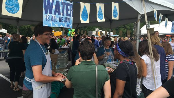 Water Bar: Water is All We Have  By Shanai Matteson