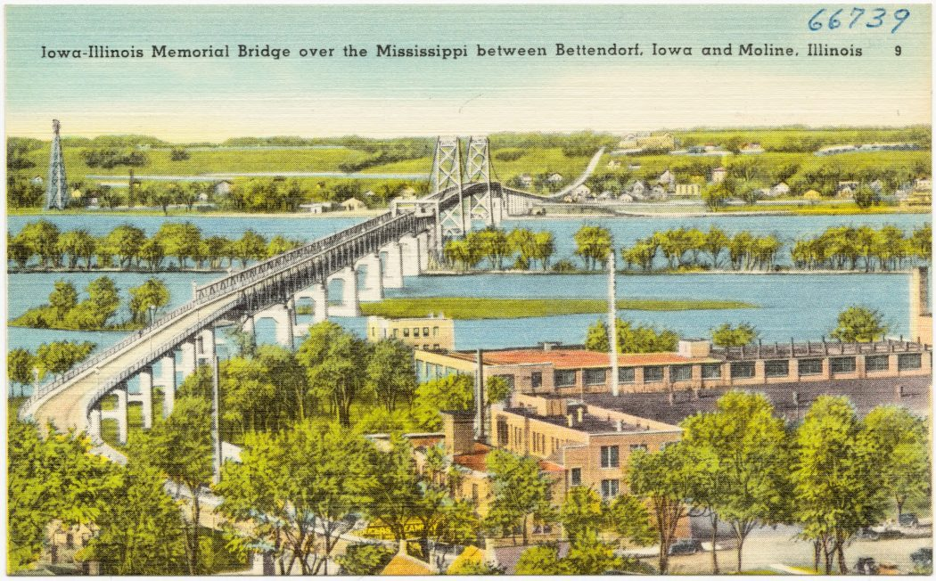 In Quad Cities, Reconnection to the Riverfront Is Well ...