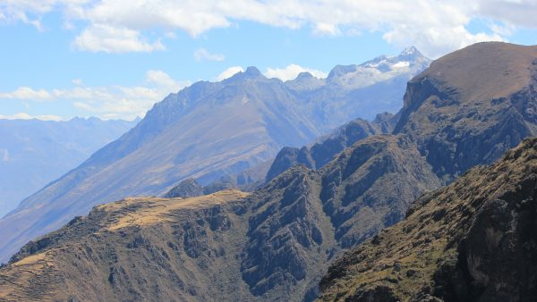 Multiple Ways of Understanding Peru's Changing Climate  By Rebecca Bria and Doris Walter