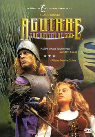 Cover of 'Aguirre, the Wrath of God' (1972).