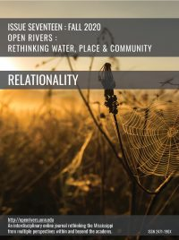 Cover of Issue Seventeen : Fall 2020 : Relationality