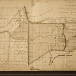1835 Map Courtesy of Indiana State Library, Indiana Map Collection.