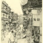 The Language of Line: Chinese Writing, German Speech, and the Visual Poetics of John Winkler's San Francisco Chinatown Etchings, 1916–1921