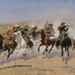 Dashing for America: Frederic Remington, National Myths, and Art Historical Narratives