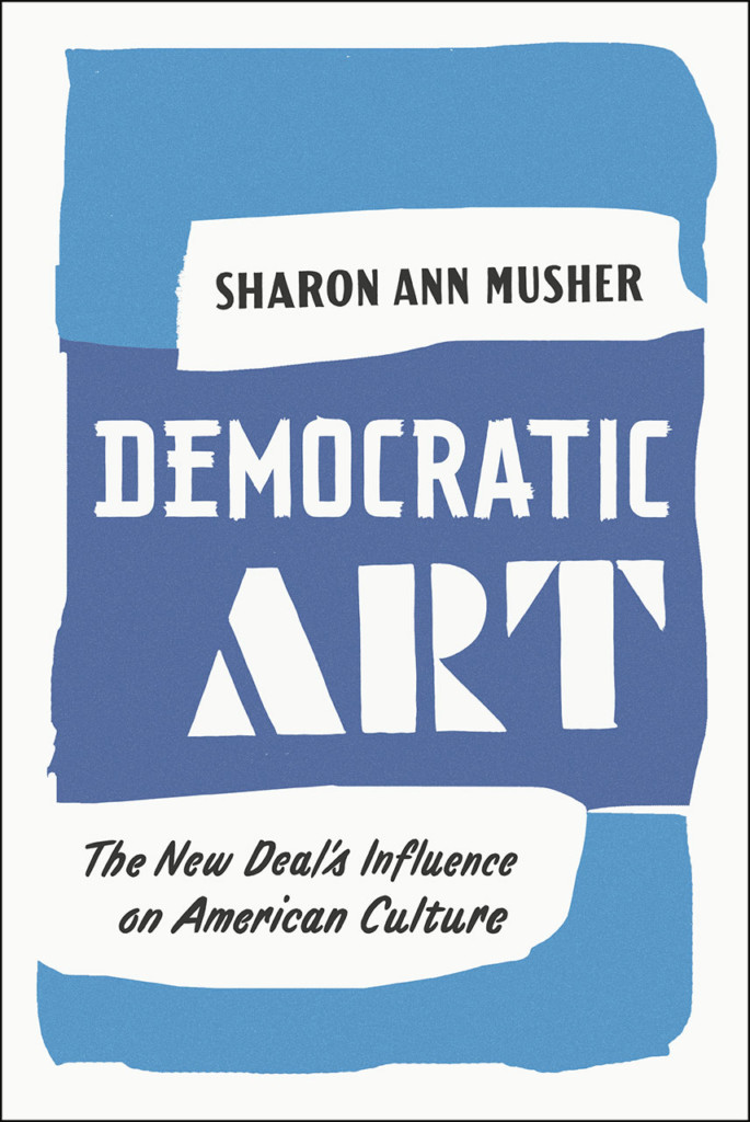 Cover of Democratic Art