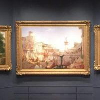 An Interview with the Curators of <em>Thomas Cole's Journey: Atlantic Crossings</em>