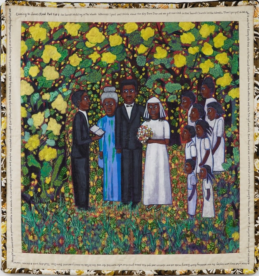 Faith Ringgold Paintings And Story Quilts 1964 2017