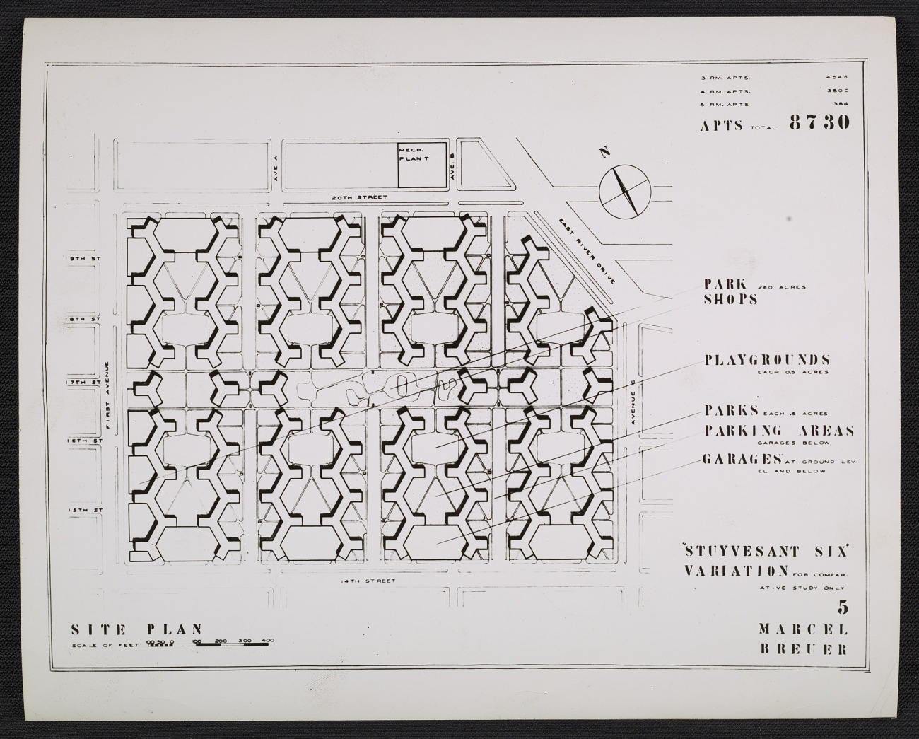 Looking for What's Not There in the Marcel Breuer Papers