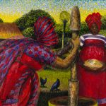 Unenslaved through Art: Rice Culture Paintings by Jonathan Green