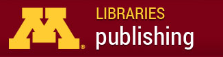 University of Minnesota Libraries Publishing Logo